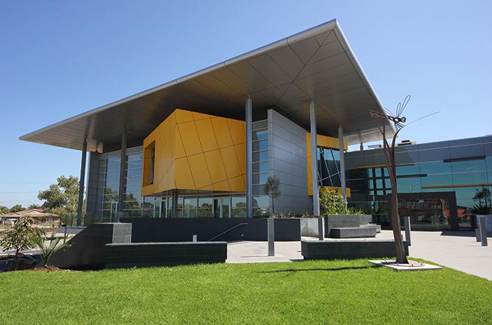 Cockburn Library at Cockburn Integrated Health & Community