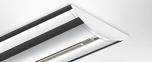Mottura Manual Curtain Tracks   Vertilux